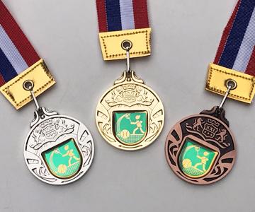 皆勤賞メダル